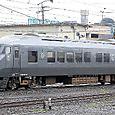 JR九州 787系 リニューアル車 Bm15編成① 特急かもめ クモロ787形 クモロ787-2
