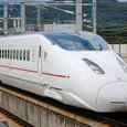 JR九州 800系 U002編成① 821形0番台 821-2 九州新幹線「つばめ」用