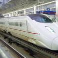 JR九州_*800系 U003編成① 821形0番台 821-3 九州新幹線「つばめ」 旧塗装