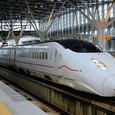 JR九州 *新800系 U008編成 九州新幹線「つばめ」用