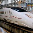 JR九州 新800系 U008編成⑥ 822形-2100番台 822-2108 九州新幹線「つばめ」用
