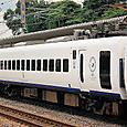 JR九州 885系 INTERCITY AROUND THE KYUSYU  Sm07編成⑤ モハ885形0番台 モハ885-7(特急ソニック12号)