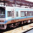 JR四国 2000系 TSE 試作車③ 2100形 2101 特急南風