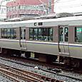 JR西日本 223系5000番台 P7編成② サハ223-2131 快速マリンライナー