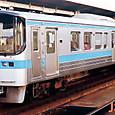 JR四国 7000系 7100形 Tc 7102