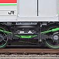 JR四国 7200系 台車 S-DT67ef KAWASAKI