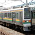 JR東海 211系6000番台 G5編成② クモハ211-6005 静岡車両区