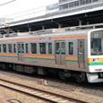 JR東海 211系5000番台 K12編成④ クモハ211-5022 中央線 関西線用 神領車両区