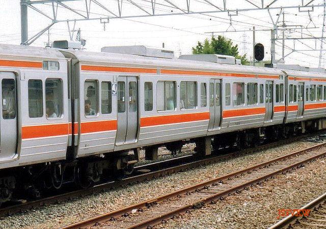 JR東海 311系 G02編成② サハ311形 サハ311-5 普通浜松行き