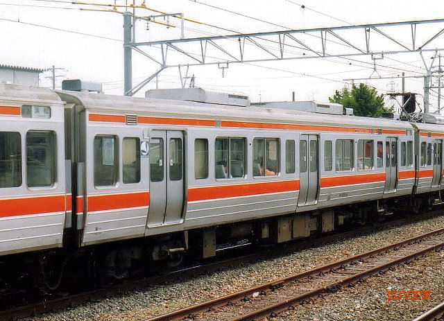 JR東海 311系 G02編成③ モハ310形 モハ311-5 普通浜松行き