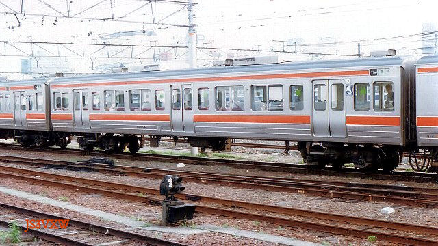 JR東海 311系 *G08編成② サハ311形 モハ311-8
