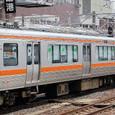 JR東海 313系 B105編成① クモハ313形1600番台 クモハ313-1602
