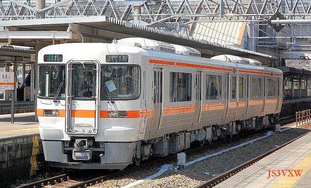 JR東海 キハ25系 P3編成