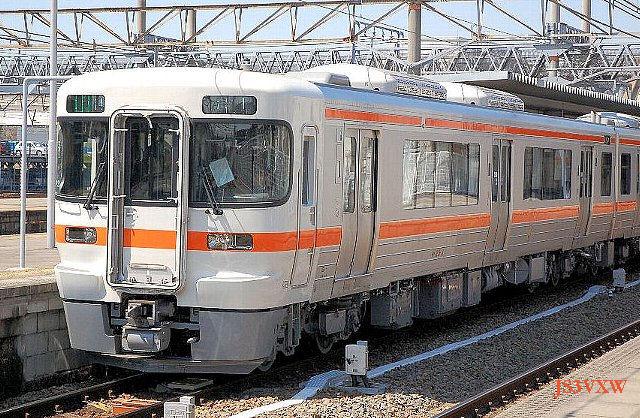 JR東海 キハ25系 P3編成② キハ25形0番台 キハ25-3