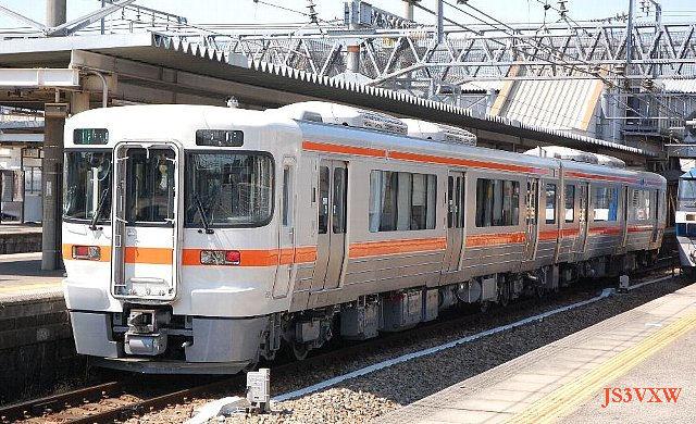 JR東海 キハ25系 P4編成② キハ25形0番台 キハ25-4