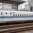 JR東海 N700系新幹線 Z11編成⑦ 787形400番台 787-411 (幹トウ)