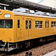 JR西日本 103系 中国地域色 D2編成③ クモハ103形2500番台 クモハ103-2501