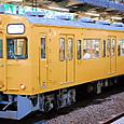 JR西日本 105系 中国地域色 K14編成① クハ105形0番台 クハ105-12