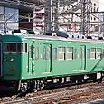 JR西日本 113系 京都地域色 C05編成① クハ111-5753