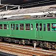 JR西日本 113系 京都地域色 C05編成② モハ112-5716