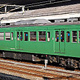 JR西日本 113系 京都地域色 C05編成③ モハ113-5716