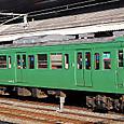 JR西日本 113系 京都地域色 C05編成④ クハ111-5703
