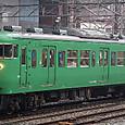 JR西日本 113系 京都地域色 C13編成① クハ111-5765