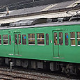 JR西日本 113系 京都地域色 C13編成② モハ112-5715