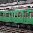 JR西日本 113系 京都地域色 C13編成③ モハ113-5715