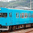 JR西日本 113系 和歌山地域色 HG201編成② クモハ113-2058