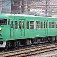 JR西日本 113系 京都地域色 L03編成① クハ111-7758