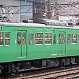 JR西日本 113系 京都地域色 L03編成② モハ112-5707