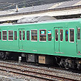 JR西日本 113系 京都地域色 L03編成④ クハ111-7708