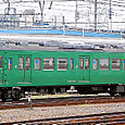 JR西日本 113系 京都地域色 L05編成④ クハ111-5717