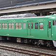 JR西日本 117系 京都地域色 S6編成① クハ116形300番台 クハ116-321