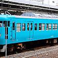 JR西日本 117系 和歌山地域色 SG003編成① クハ116形300番台 クハ116-308