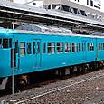 JR西日本 117系 和歌山地域色 SG003編成