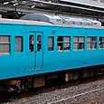 JR西日本 117系 和歌山地域色 SG003編成② モハ116形0番台 モハ116-40