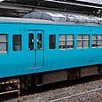 JR西日本 117系 和歌山地域色 SG003編成③ モハ117形0番台 モハ117-40