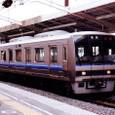 JR西日本 207系 C1編成① クハ206形(先行試作車) クハ206-1 淀川電車区