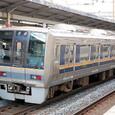 JR西日本 207系F1編成① クハ206形(先行量産車) クハ206-1