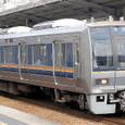 JR西日本 207系 T26+S19編成① クハ206形(1000番台) クハ206-1034