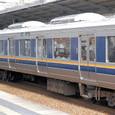 JR西日本 207系 T26+S19編成② サハ207形(1000番台) サハ207-1020