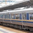 JR西日本 207系 T26+S19編成③ クモハ207形(1000番台) クモハ207-1034