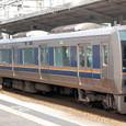 JR西日本 207系 T26+S19編成④ クハ206形(2000番台) クハ206-2014