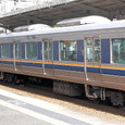JR西日本 207系 T26+S19編成⑥ サハ207形(2000番台) サハ207-2014