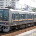 JR西日本 207系 T26+S19編成⑦ クハ207形(2000番台) クハ207-2014