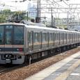 JR西日本 207系 T26(2000番台)+S19編成(1000番台)