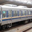 JR西日本 207系 H5+S41編成② サハ207形(1000番台) サハ207-1046