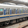 JR西日本 207系 H5+S41編成⑤ モハ207形(1000番台改) モハ207-1513